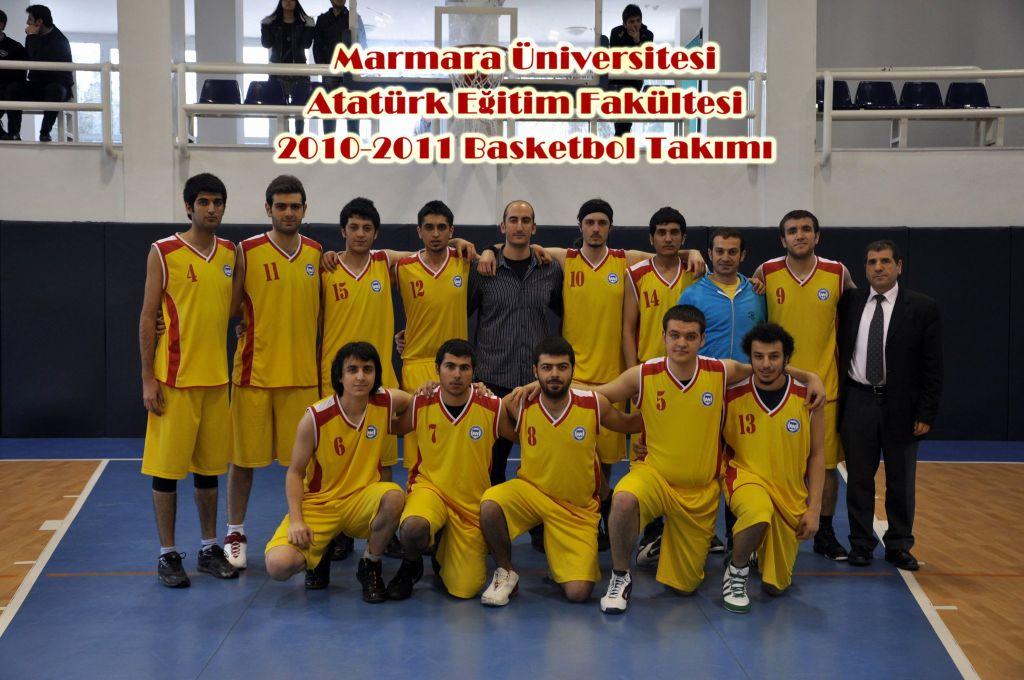 AEF_Basketbol_Takımı