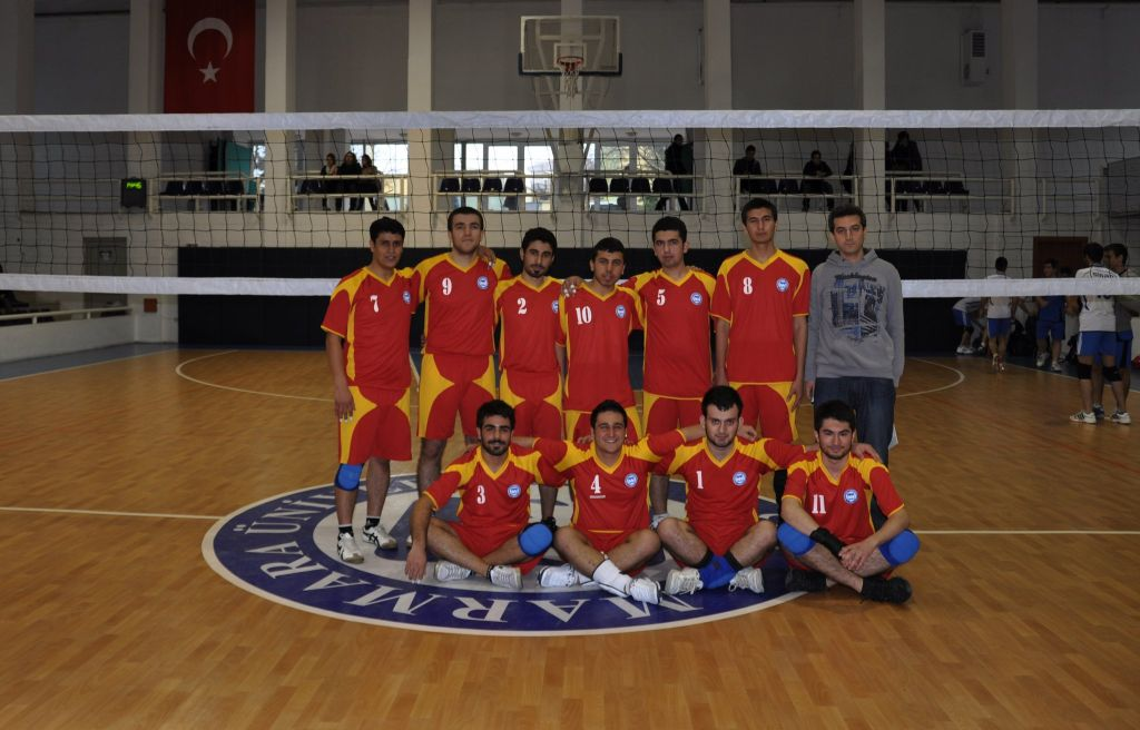 AEF_Voleybol_Takımı