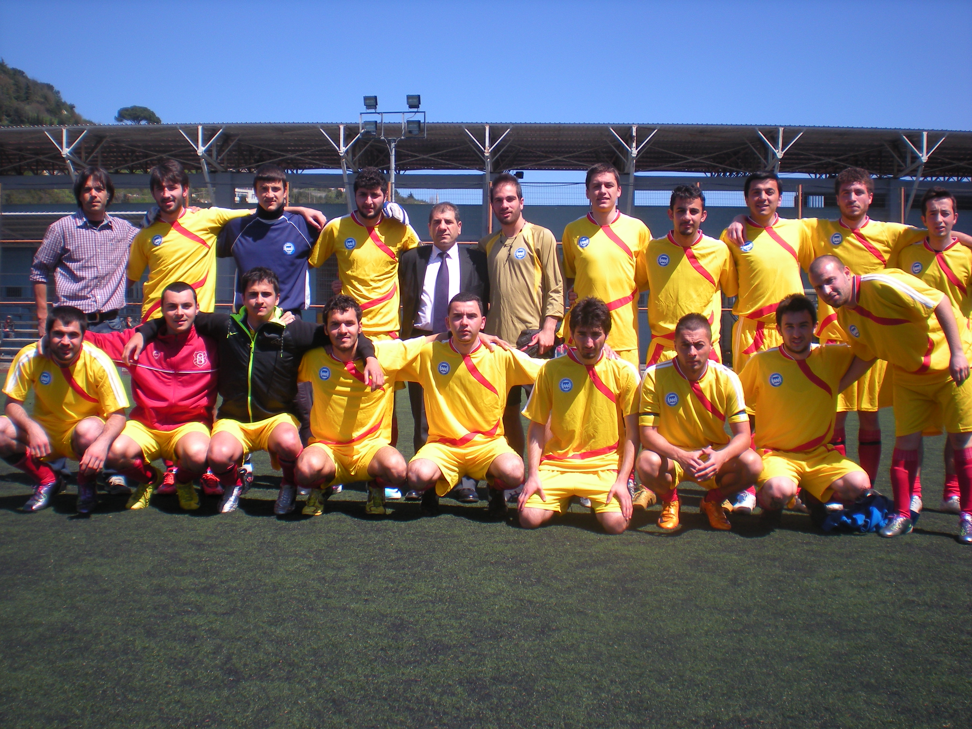 AEF_Futbol_Takımı