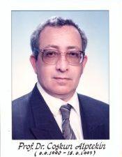 Prof.Dr. Coşkun ALPTEKİN