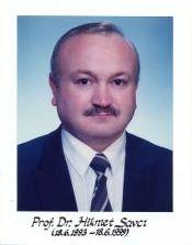 Prof.Dr. Hikmet Savcı