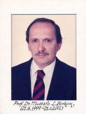 Prof.Dr. Mustafa Lütfü Berkem