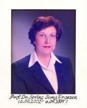 Prof.Dr. Sema Sevinç ERGEZEN