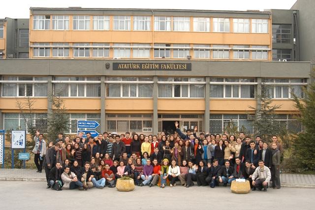 Marmara Fenbilgisi 2003 Mezunları