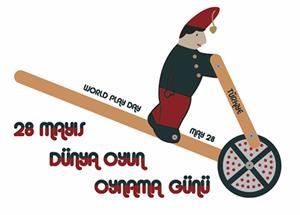 III. Oyun Oynama Günü Logo