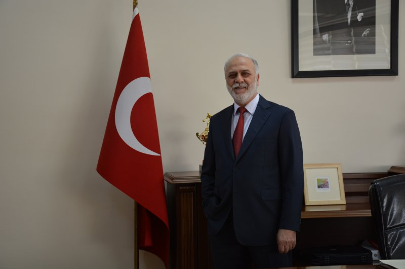 Prof. Dr. Ahmet Şükrü ÖZDEMİR