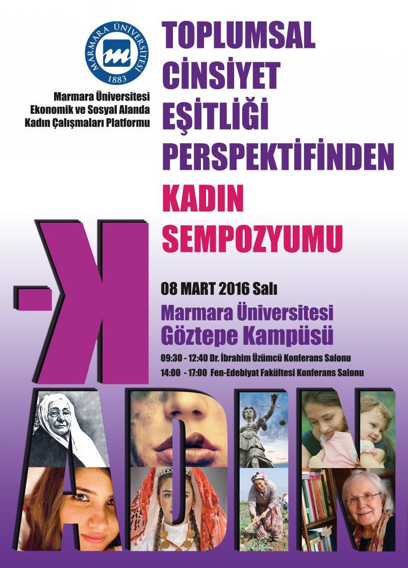 sempozyum afiş