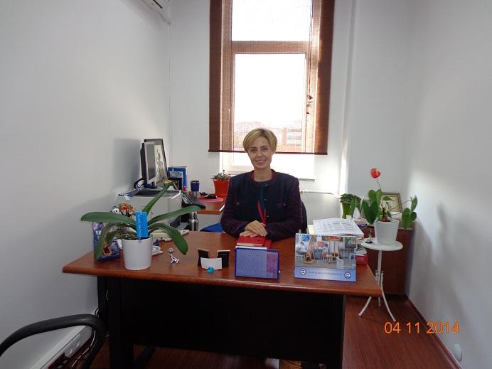 Asst. Prof. Ayşegül ANGI Ph.D.