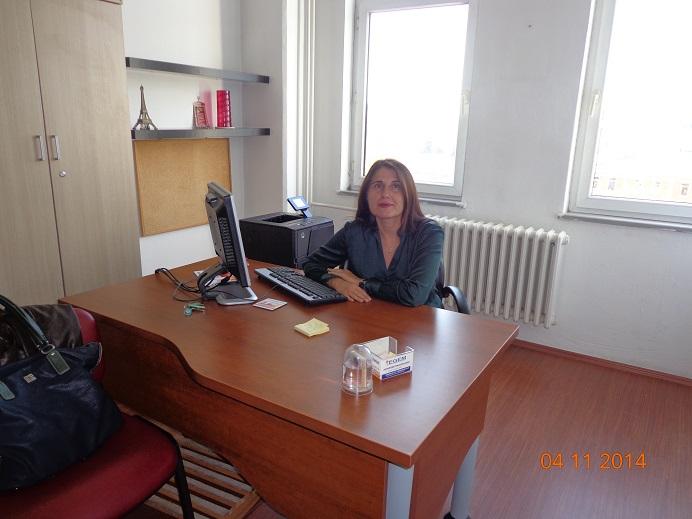 Asst. Prof. Esra BİRKAN BAYDAN Ph.D.