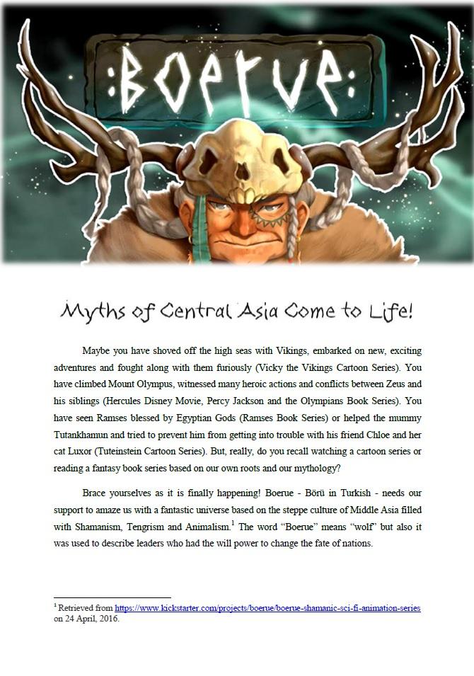 central myths