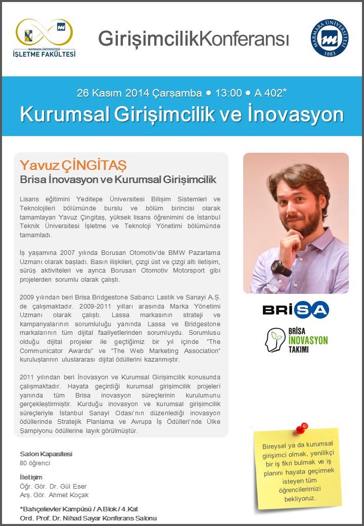 Girişimcilik Konferansı: