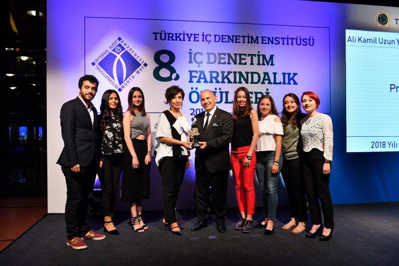 8. TİDE Farkındalık Ödülleri Sahiplerini Buldu