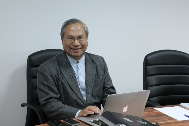 Prof. Ahmad Rahman Songip