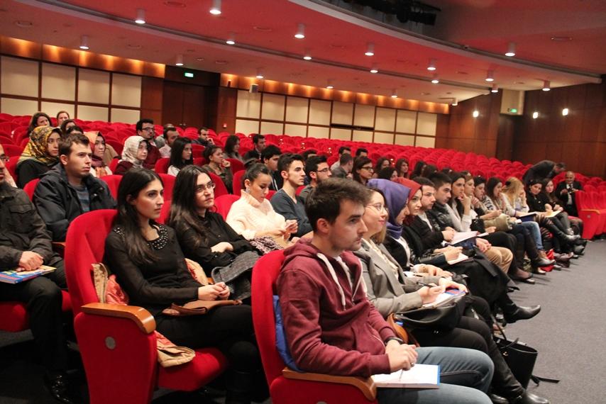 Barış Oran - Sabancı İşletmecilik Seminerleri - Marmara Üniversitesi İşletme Fakültesi