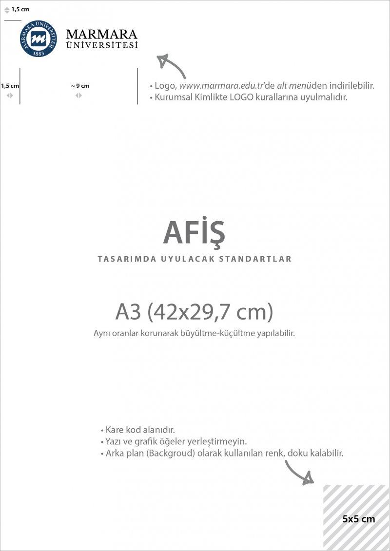 Afiş Tasarım Standartları
