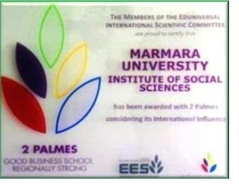 2008-2009-2012 Palm ödülü