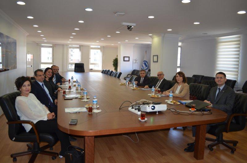 Marmara UZEM Yönetim Kurulu