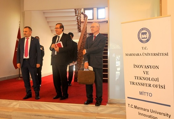 """Marmara Üniversitesi MİTTO ve TÜBİTAK İşbirliği ile düzenlenen """"II.İnovasyon ve Proje Pazarı Günleri"""" Başladı"""
