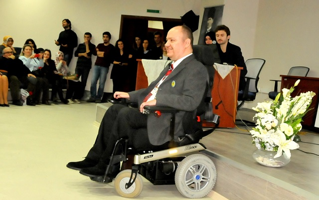 Event  of  December 3 International Day of Persons With Disabilities
