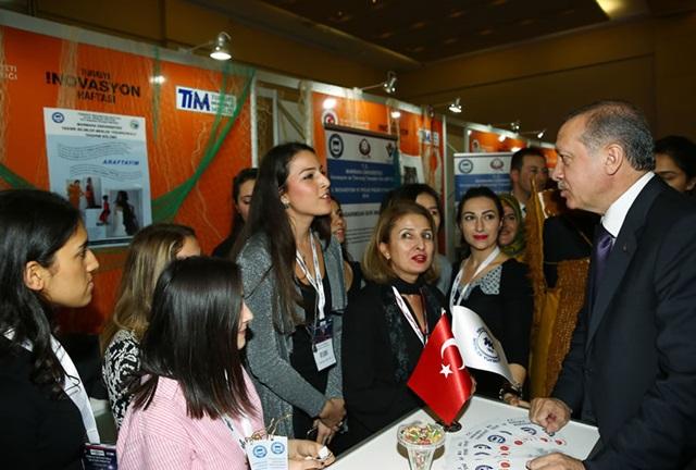 Türkiye İnovasyon Haftası Etkinliği