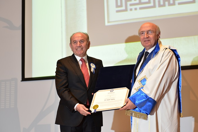 133rd  Foundation Anniversary of Marmara University was Celebrated
