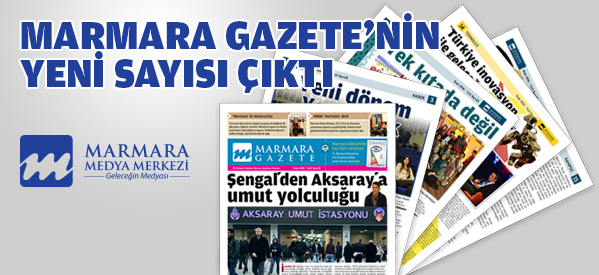 23rd Issue of Marmara Gazette Was Published