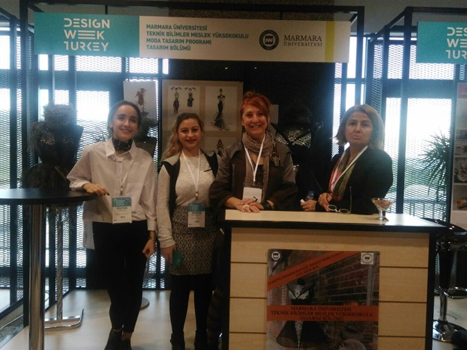 Design Students Were In Design Week Turkey