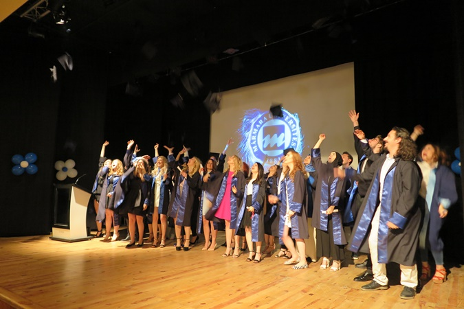 German Language Teaching and French Language Teaching Departments Graduation Ceremony