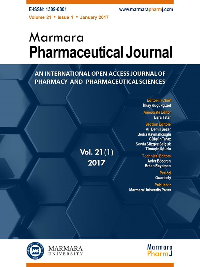 Marmara Pharmaceutical Journal Indexed In Elsevier's Embase
