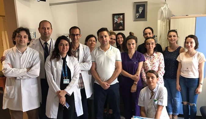 Publication Of Pediatric Allergy-İmmunology  And Pediatric Gastroenterology Department
