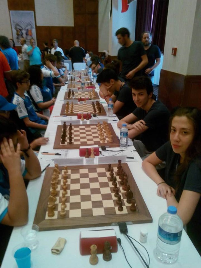 Success Of Our Chess Team
