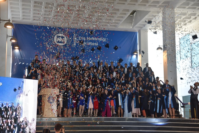 Faculty Of Dentistry Graduation Ceremony
