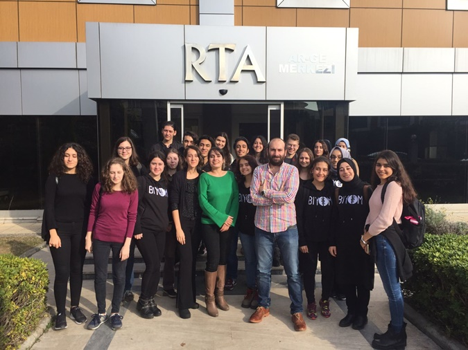Bioengineering Club Visit To R&D Center