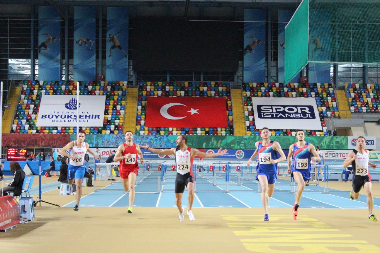 Sports Science Faculty Student Of Marmara University Has Become Balkan Champion