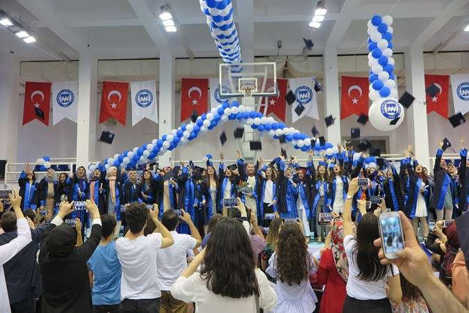 Turkish Language Teaching and History Teaching Departments Graduation Ceremony