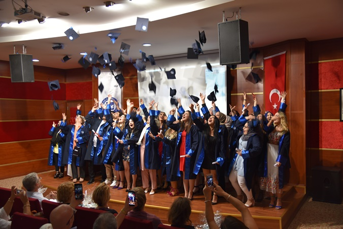 German Teacher Training Department Graduation Ceremony