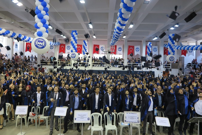 Technical Sciences Vocational School Graduation Ceremony
