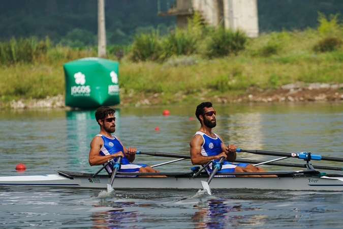Faculty of Sport Sciences Faculty Rowing Team Becomes Second in Europe