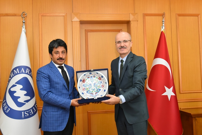 Visit from Üsküdar District Governor