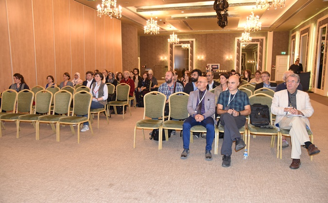 """International Conference on Applied Mathematics Modelling and Life Sciences"" Konferansı Başladı"
