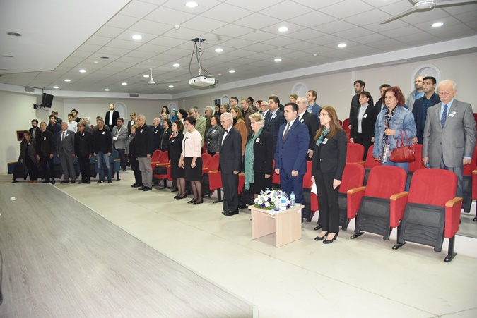 12th Science and Culture Days Began