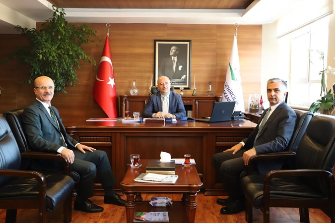 The Visit of Marmara University to Provincial Directorate for Environment and Urbanization
