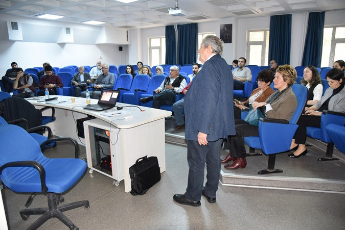 Innovative Capacity in the Competitiveness Self Assessment Searching and Contact Meeting