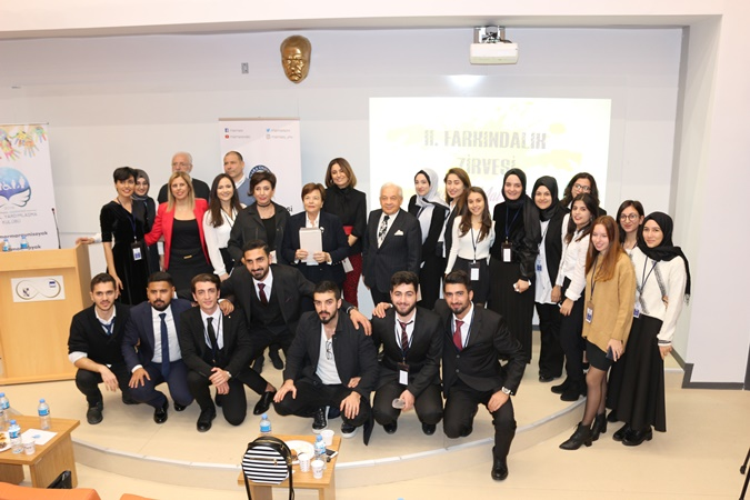 "Conference on ""Marmara Social Solidarity Club II. Awareness Summit""  Was Held In The Faculty Of Business Administration"