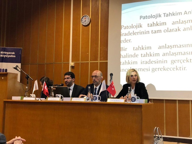 "The Second Of the Series Of Panels named ""Arbitration School"" Was Held"
