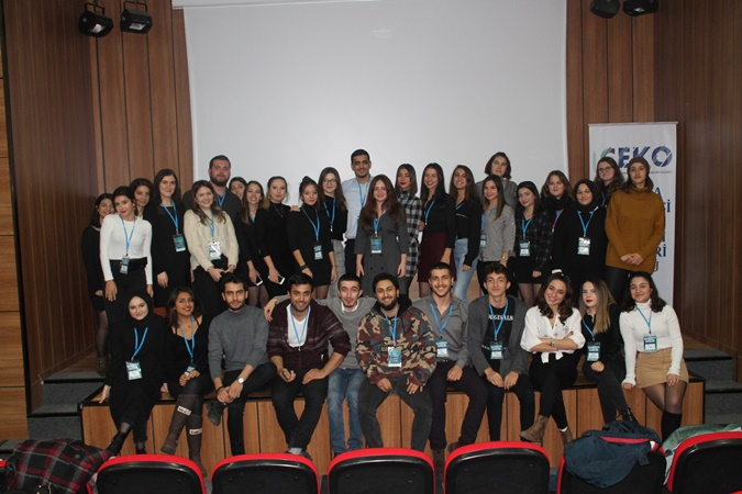 "ÇEKO Club Held The ""Career Summit In Campus"""