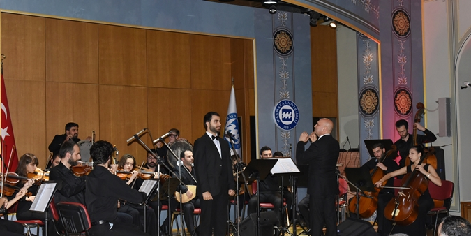 Marmara University Science, Culture and Art Events Began