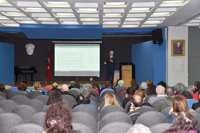 Faculty of Fine Arts  2018-2019 General Academic Meeting Was Held With the Participation of Rector Erol Özvar