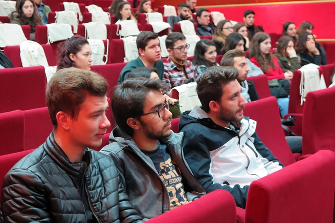 Indıtex Career Oppurtunities Seminar Was Held