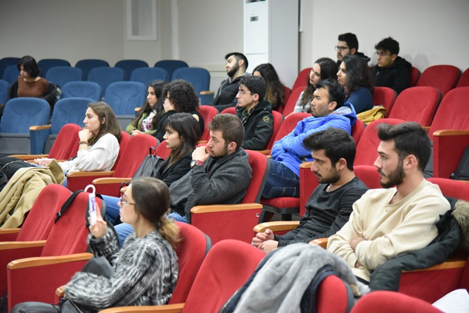 "Seminar on ""IAESTE Abroad Career Oppurtunities"" Was Held"